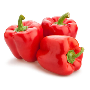bell peppers-red