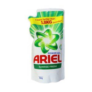 Ariel Sunrise Fresh Power Gel 900ML Pouch