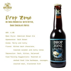 Nipa Brew Drop Zone 330ml