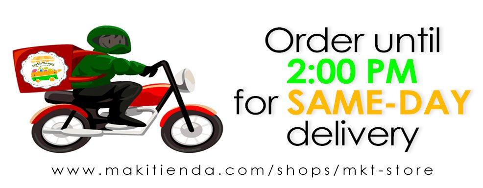 MKT Same Day Delivery 100220